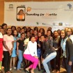 TechWomen fellows reunited to work on an initiative to empower African girls in mobile programming and applications.