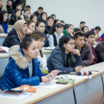 Day 4: Delegation hosts talks and workshops for 640 university students